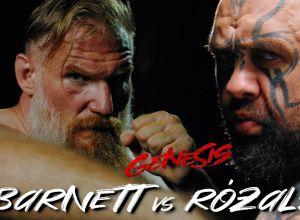 Genesis 1 Barnett vs Różalski - trailer