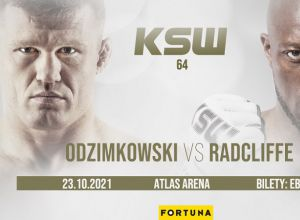 KSW 64 Odzimkowski vs Radcliffe