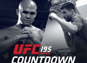 Countdown to UFC 195