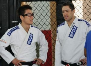 Shinya Aoki Jiu Jitsu MMA