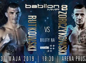 Babilon MMA 8 Rutkowski vs Zorczyński