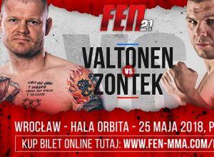 FEN 21 Valtonen vs Zontek