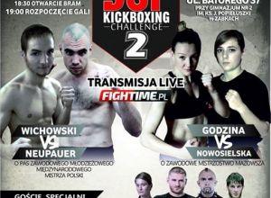 DSF Kickboxing Challenge 2