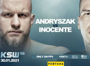 KSW 58 Andryszak vs Inocente