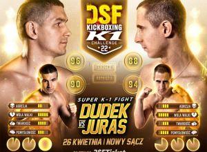 DSF 22 Dudek vs Wroński