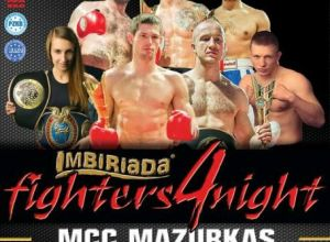 Imbiriada Fighters Night 4