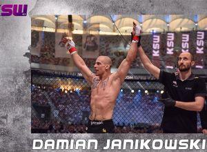 KSW 41 Damian Janiokowski
