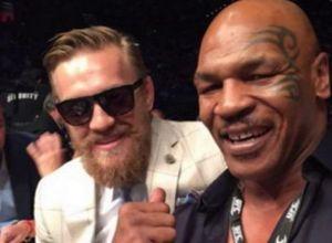 Conor McGregor & Mike Tyson