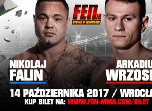 FEN 19 Wrzosek vs Falin