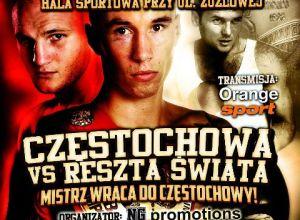 Gala Częstochowa vs Reszta Świata