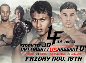 Lion Fight 33