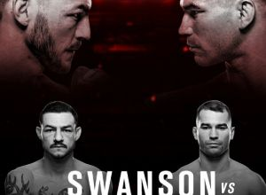 UFC Fight Night 108 Swanson vs. Lobov