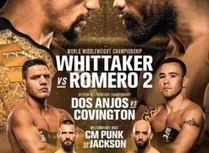 UFC 225 poster