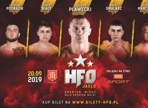 HFO Spartan Night Jasło