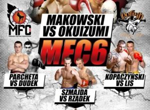 Makowski Fighting Championship 6