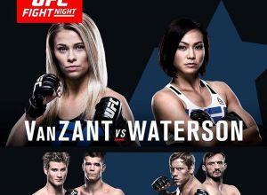 UFC on FOX 22