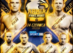 Armia Fight Night 6