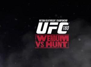 UFC 180