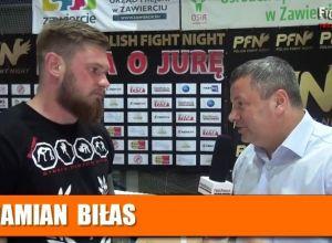Damian Biłas po PFN 2