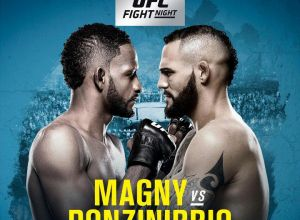 UFC Fight Night 140