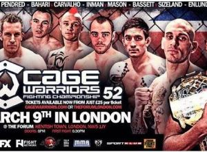 Cage Warriors 52