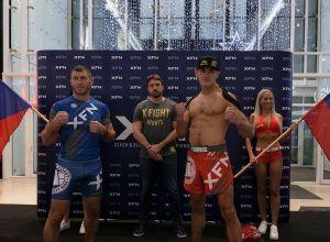 Andrzej Grzebyk MMA XFN