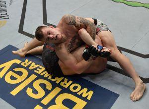 Jimmy Crute Kimura UFC Auckland