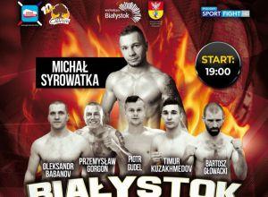 Białystok Chorten Boxing Show III