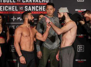 Bellator 241 Freire vs Carvalho