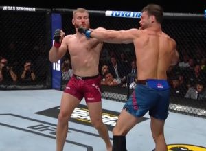 Jan Błachowicz vs Luke Rockhold