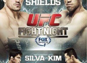UFC Fight Night 29 Maia vs Shields