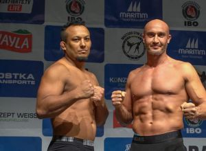 Aziz Karaoglu vs Rodrigo Carlos
