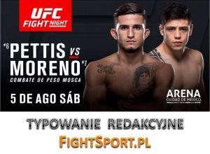 UFC Fight Night 114 - typowanie FightSport.pl