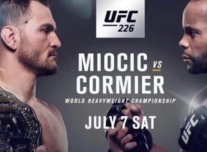 UFC 226 Miocic vs. Cormier