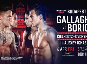Bellator Kickboxing 9