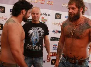 Guelke vs Emelianenko