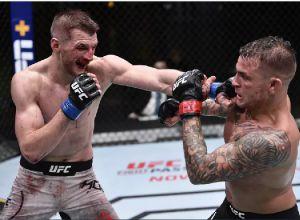 UFC Las Vegas Dan Hooker vs Dustin Poirier