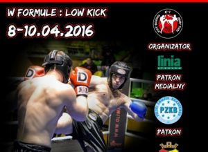 MP Kickboxing Otwock 2016