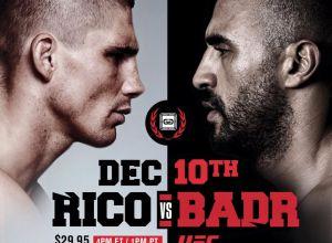 Rico vs Badr Hari