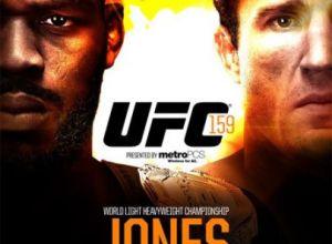 UFC 159 Jones vs Sonnen