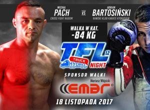 TFL 12 - Michał Pach vs Adrian Bartosiński