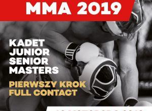 Mistrzostwa Polski MMA 2019 w Sochaczewie