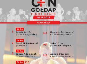 Gołdap Fight Night 2019