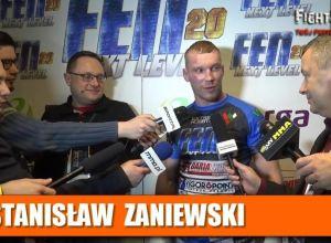 Stanisław Zaniewski po FEN 20