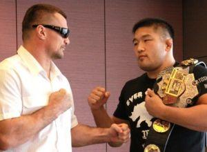 Mirko Cro Cop vs Satoshi Ishii