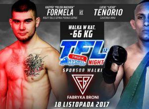 TFL 12 Formela vs Tenorio