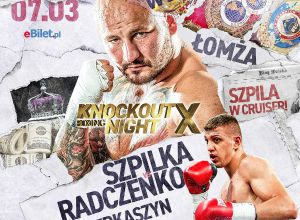 Knockout Boxing Night 10: Szpilka vs Radczenko
