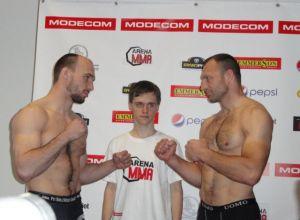 Arena MMA 1