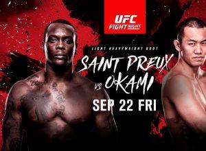 UFC Fight Night 117 Saitama
