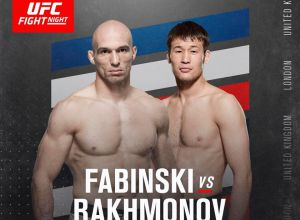 Bartosz Fabiński vs Shavkat Rakhmonov